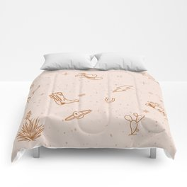 Cowboy Things Comforters