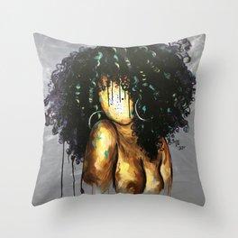 Naturally LXVIII Throw Pillow