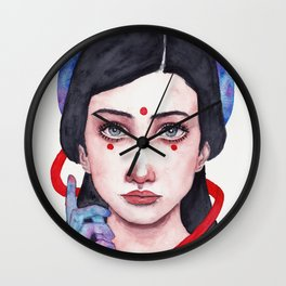 this calling Wall Clock