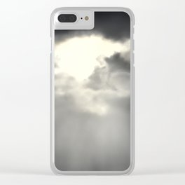 Let the Light in 7 Clear iPhone Case