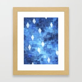 Starry Sea Framed Art Print