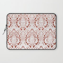 Sanguine Vintage Pattern Laptop Sleeve