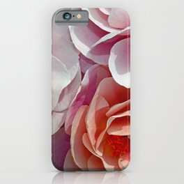 Pink elegance iPhone Case