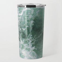 Turbulent Waters Travel Mug