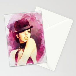 Liza Minnelli, Vintage Actress Stationery Cards