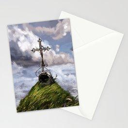 in memoriam. Terra_ Stationery Cards