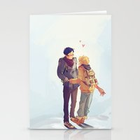 viria Stationery Cards featuring reigisa by viria