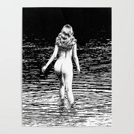 asc 846 - La ronde d'argent (Ascending Venus) cliped Poster
