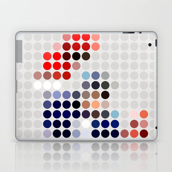 Mr A Laptop & iPad Skin