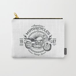 American Motorcycles Carry-All Pouch