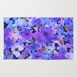 Lavender Blues Rug