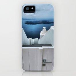 Santorini 13 iPhone Case