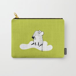 Flying Hog by Amanda Jones Carry-All Pouch