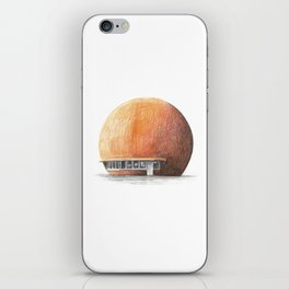Montreal's Orange Julep iPhone Skin
