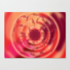 Attunement 8x3 Canvas Print