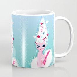 Christmas Coiffure Coffee Mug