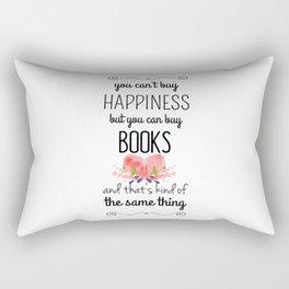 you can buy books Rectangular Pillow