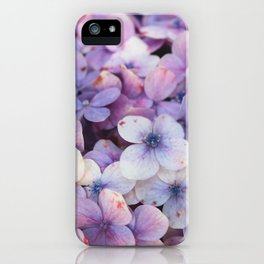 Blossom Purple iPhone Case