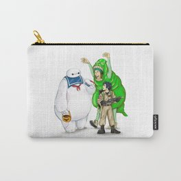 Stay Healthy, Stay Puft Carry-All Pouch