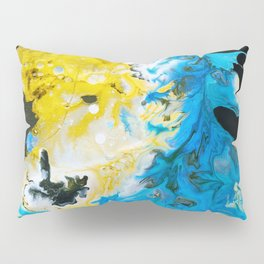 Island in the Sea near Vancouver Island Pillow Sham