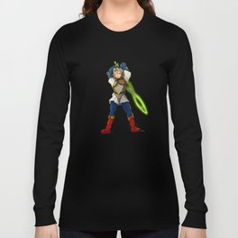 A Link to the Oni Long Sleeve T-shirt
