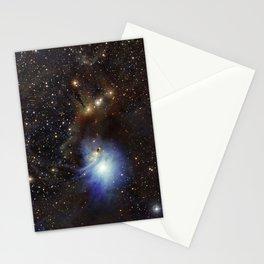 Young Star, Reflection Nebula IC 2631 Stationery Cards
