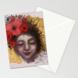 A Peaceful Sleep Stationery Cards