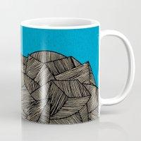 boat Mugs featuring - boat - by Magdalla Del Fresto