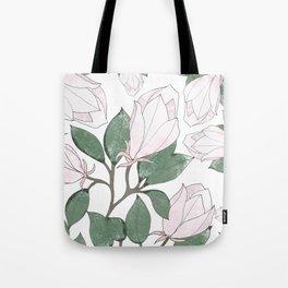 Magnolia. Tote Bag