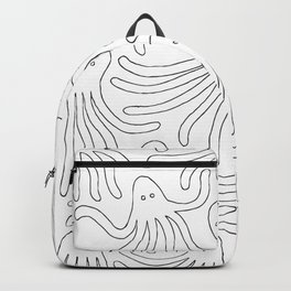 A Party of Handicapped Octopi Backpack