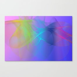 Power and positive energy, 23 Canvas Print