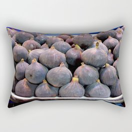 Fresh Figs Rectangular Pillow