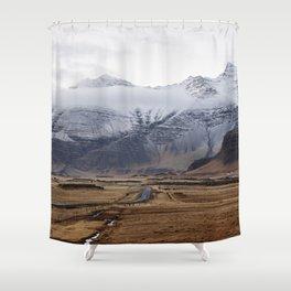 Big Shower Curtain