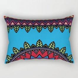 dp058-6 Ethnic mandala Rectangular Pillow
