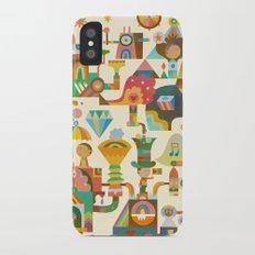 The Chipper Widget Slim Case iPhone X