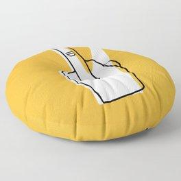 Two Moods Floor Pillow