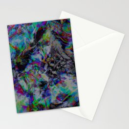 I know You're Somewhere Stationery Cards