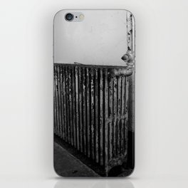 Decaying climate iPhone Skin