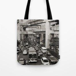 Bangkok Traffic Tote Bag
