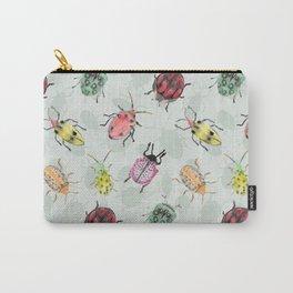 rainbow bugs Carry-All Pouch