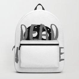Dead Inside Backpack