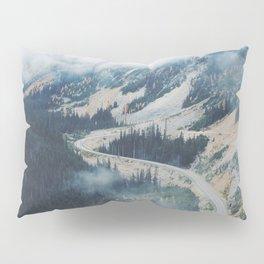 Mountain Loops Pillow Sham