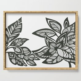Let Love Grow - Outline Serving Tray