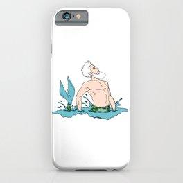 Majestic Mer Man 13 iPhone Case