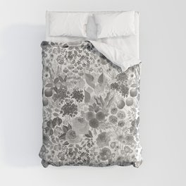 Ghostly Garden Comforters