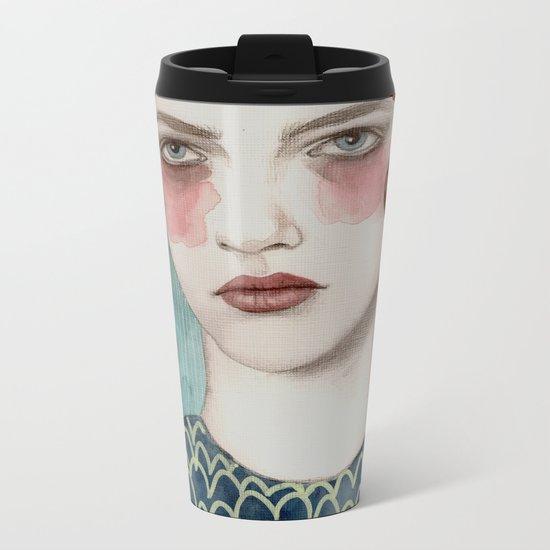 Sasha Metal Travel Mug