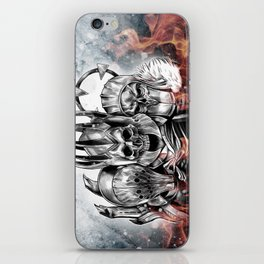Wildhunt iPhone Skin