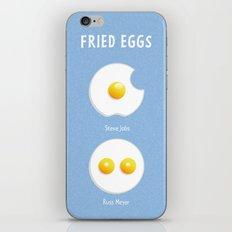 Fried eggs iPhone & iPod Skin