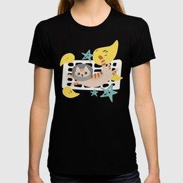 Simba the cat T-shirt