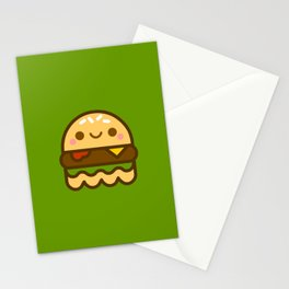 hamBOOger Jr Stationery Cards
